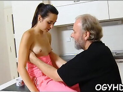Crazy young blonde with ring getting her pussy railed from behind