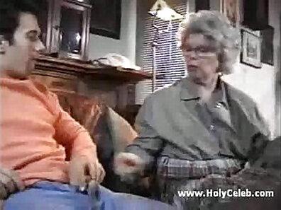 Sleepy European Granny Bree Diegen