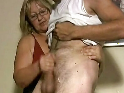 Kitty Lane Hot latina gives some body into a mature old man