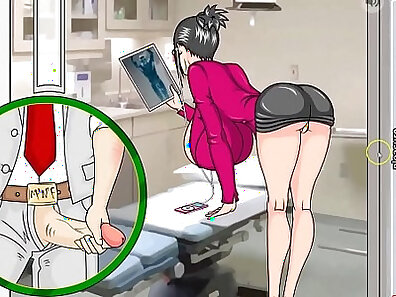 Beautiful Teen Fucked by New Doctors