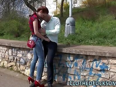 Cfnm slut gets facial from boyfriend
