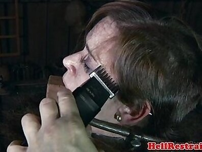 Hot nasty BDSM ramming and rope fuck of babe