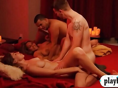 lot of needs from married couple to steamy orgy