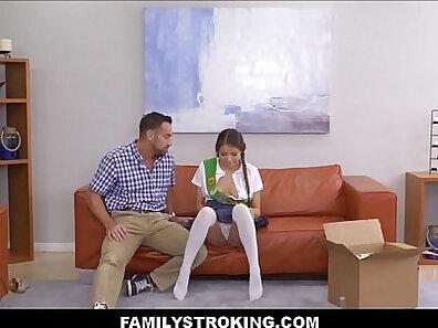 Short Dutch Busty Asian Step Daughter