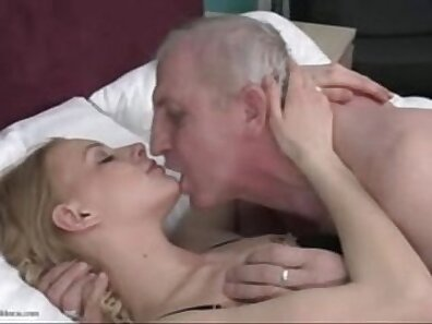 Blond Whore Takes On Hard Cock Of Her patron