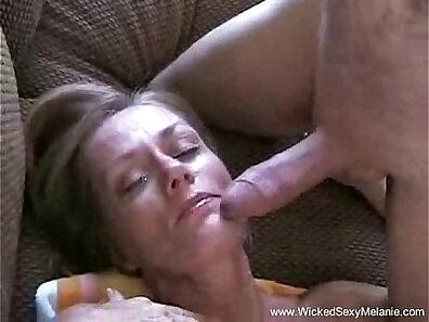 Big Tit Milf Rides Dick And Takes Facial