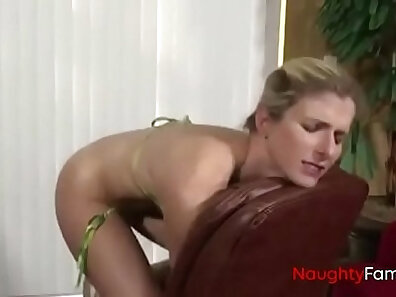 Mom fucked by son and anal exposure