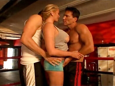 Briana Banks In Overstuffed Double Penetration