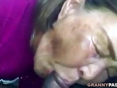 asian granny suck on a black cock