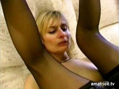 Blonde mature is having asssex much better than the husband