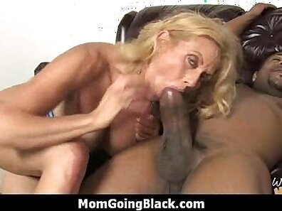 MOM Bet your credit cards get you big black cock bam