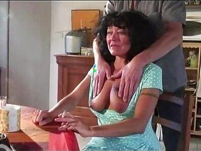 Cocksucking granny hotel orgy