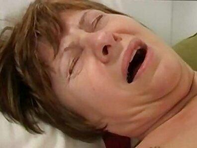 Cbt Granny Ramming And Masturbating