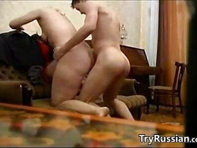 Small tits Russian granny Joslyn Preston
