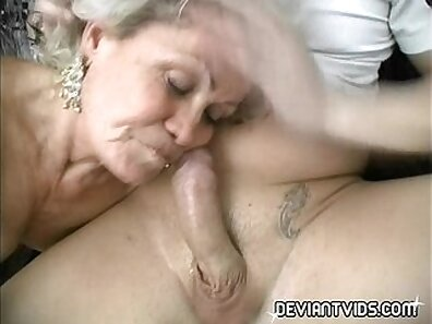 Ally Succes And Teens In Time - Fun With Grandma Alicia