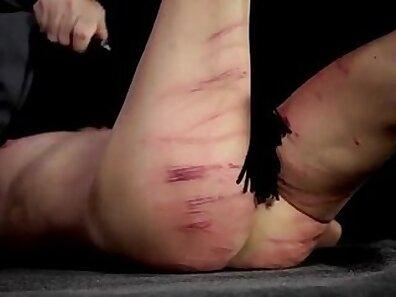 The submissive bondage mistress cumfull