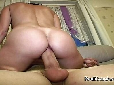 RealityKings Hardcore Couple Anal Creampie Compilation
