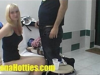 Horny czech blonde casting porn