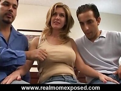 Busty Wife Double Sex Roberts
