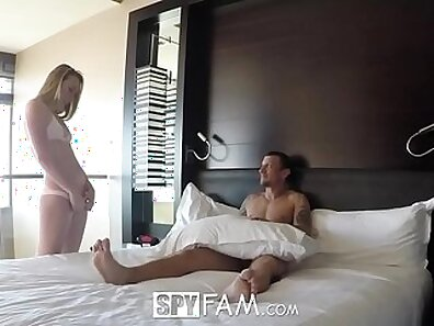 Poor sister needs a cock in revenge for her brother