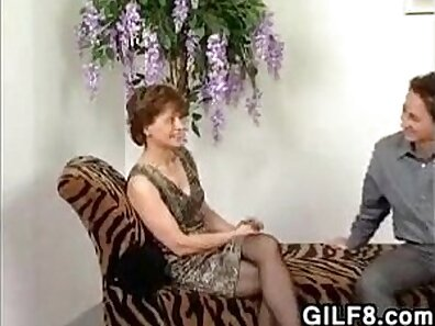 Classic - Rapp Bros. Muscle and Horny Southern Grandma