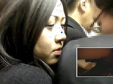 AssUpBooty japanese ebony touches and cums