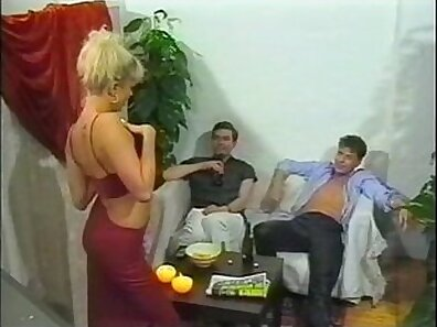 Brian Adams fucks Rico Strong and a group she likes in classic movies