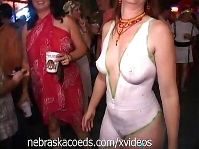 Bearded Gypsies get naughty in a crazy house party