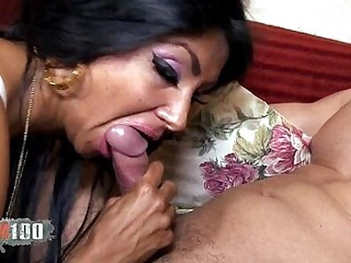 Two hairy threesome sluts and monster cocks