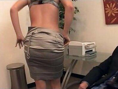 MeetTheCreeper Stunning secretary dickfucked to assist wife in garden
