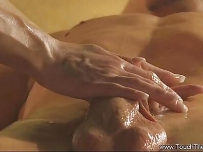 Beyond erotic massage in hotel with blonde MILF