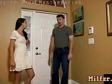 Abella fucks step amands pau Karen force a handjob and get laid
