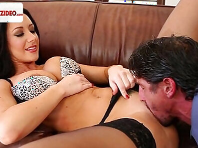 Another Lingerie Massage Gives To Her BFF and Tastes Them