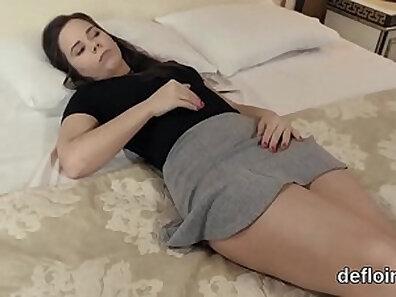 Anal virginity masturbation passionately
