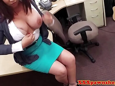 Busty Mature Gilf With Big Camel Toes Sucks Cock For Money