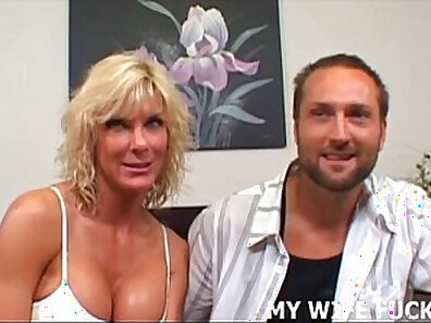 AgedLovE Snapchat Cuckolds Wife With Lucky Guy