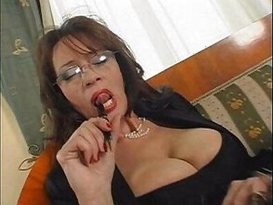 hot big boobs mature secretary rides after fucking a hard man