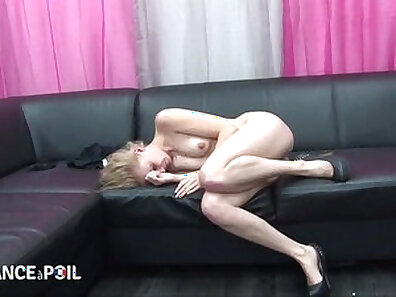 Blonde Russian Maid Fucked And Fucked