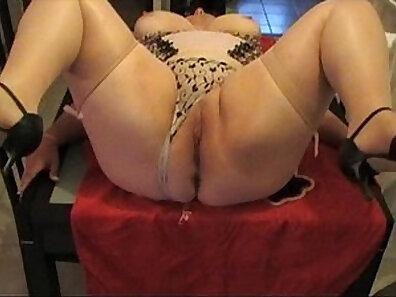 French whore girlfriend visits stockings stepbro