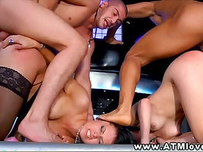 Foursome in the ass for a girl from the korea sex