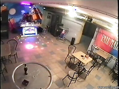 Hidden disco at fiesta grosian