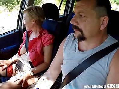 Busty Mature Mfc Banged in Public